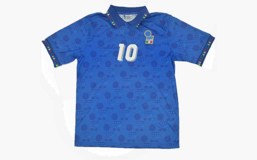 Beautiful 90s italy baggio shirt