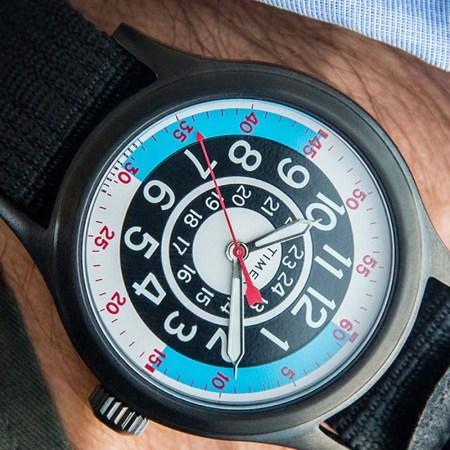 Timex x Todd Snyder Blackjack Watch
