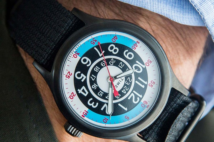 Timex x Todd Snyder Blackjack Watch