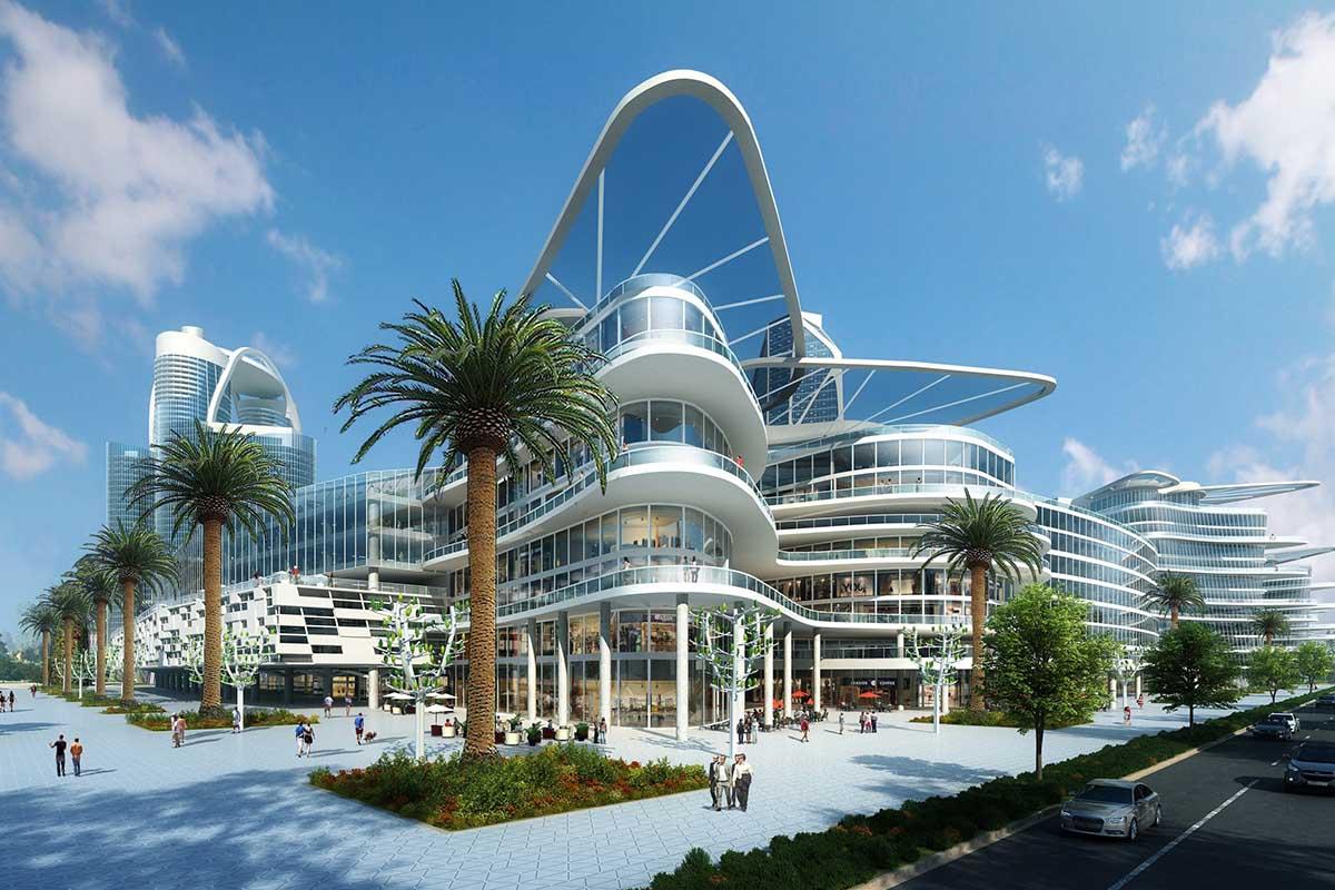 "Las Vegas Is Getting a $7.5 Billion ""Smart City"""