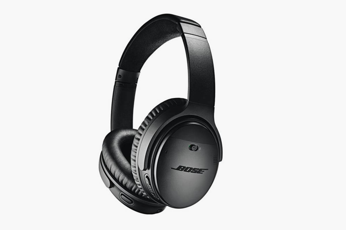 Bose Quiet Comfort 35 wireless headphones