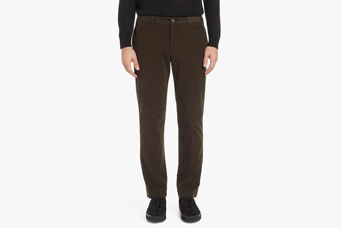 Slater Slim Fit Chinos by Vince