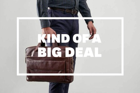 Daniel's briefcase