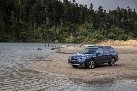 2020 subaru outback lost coast
