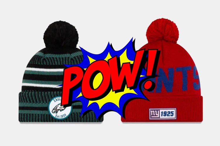 Products of the Week: NFL Winter Hats, Foldable Kayaks and Fanny Packs
