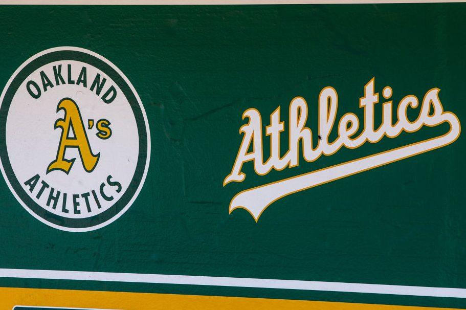 Oakland Athletics logos