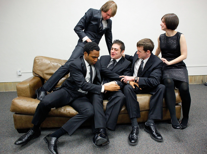 Donald Glover comedy team