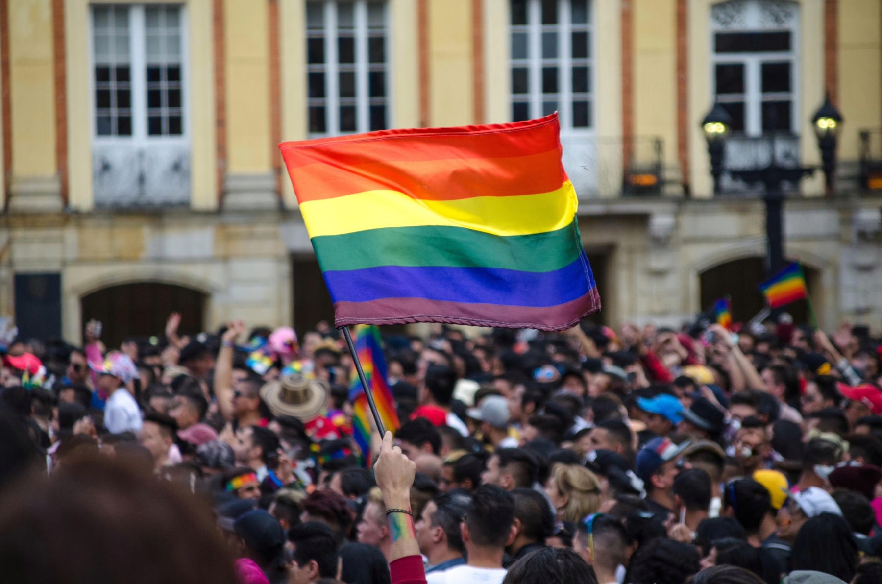 Many Genes Influence Same-Sex Sexuality