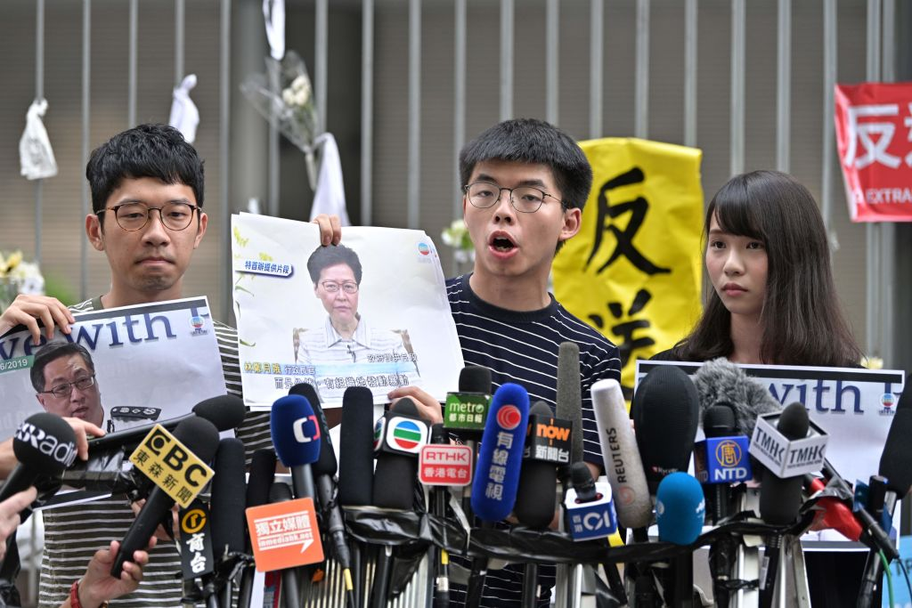 Meet the Millennial Dissident Fighting For Democracy in Hong Kong