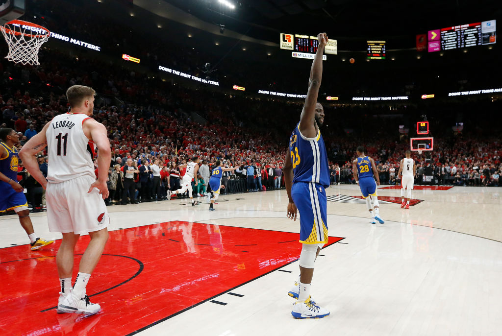 new styles 0d789 88cac Draymond Green Agrees to 4-Year Contract Extension With ...