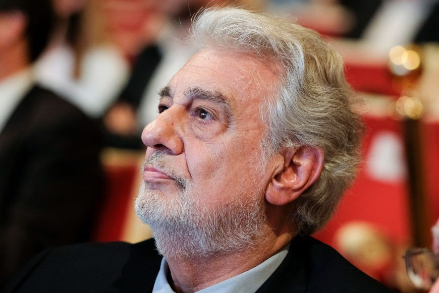 Placido Domingo Accused of Sexual Harassment