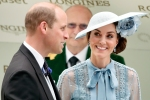 Kate Middleton and Prince William Fly Commercial