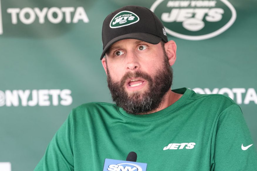 Jets' Adam Gase Was a Bad Husband in Bid to Be Good Football Coach