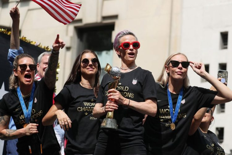 USWNT and U.S. Soccer End Equal Pay Talks