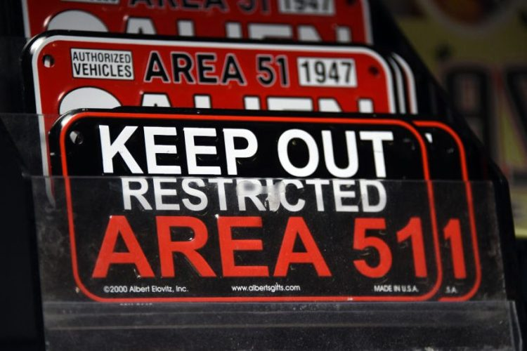 """Nevada County Declares Emergency Over """"Storm Area 51"""" Event"""