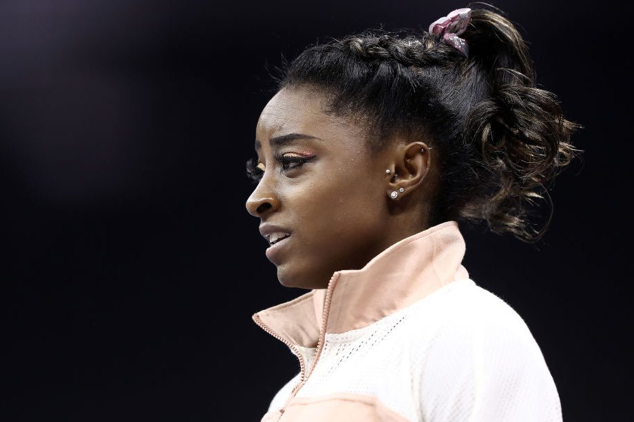 Simone Biles' Brother Charged in Ohio Triple Homicide