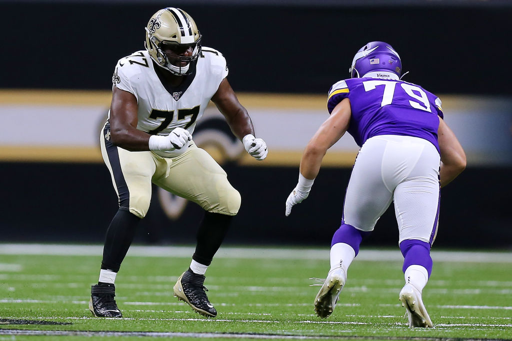 Marshall Newhouse of the Saints shares his financial playbook.