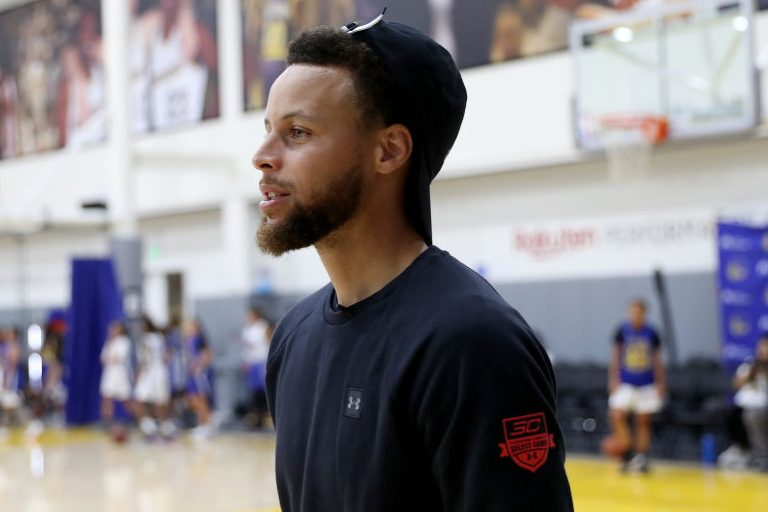 Steph Curry Is Bringing Golf Teams to Howard University