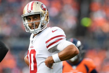 Former Brady Backup Jimmy Garoppolo Has 0.0 QB Rating