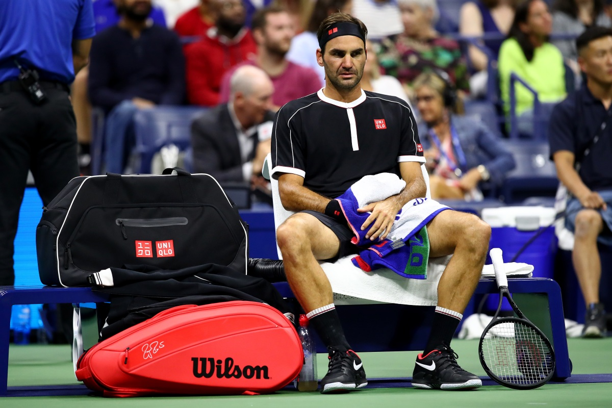 Roger Federer S Best Tennis Outfits Over The Years Ranked Insidehook