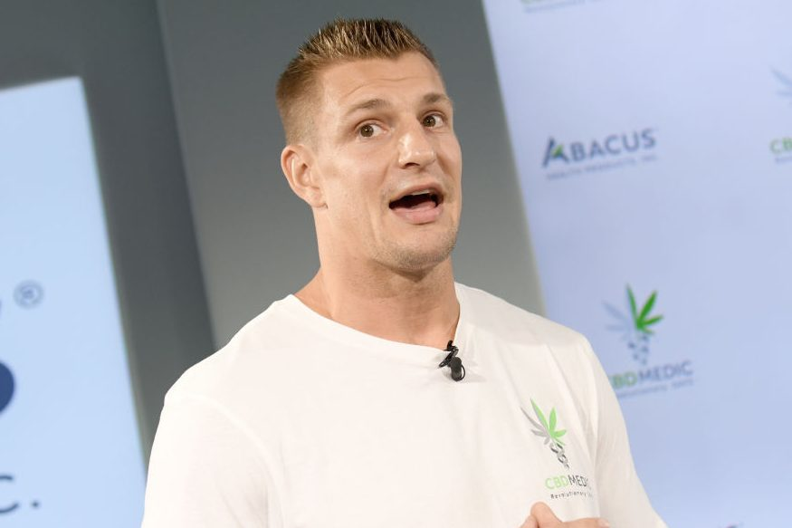 Rob Gronkowski: Football Was Taking the Joy Out of My Life