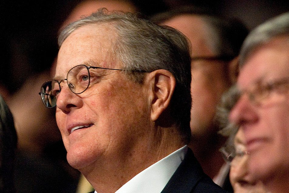 Conservative Activist David Koch Dead at 79