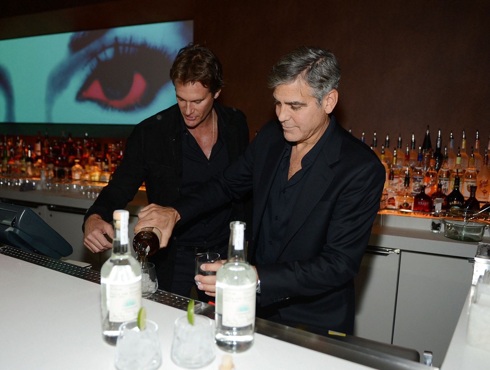 Signature Cocktails Created by Celebrities - margarita by Clooney GettyImages-159221723