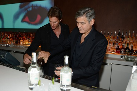 George Clooney and other celebrity cocktail recipes