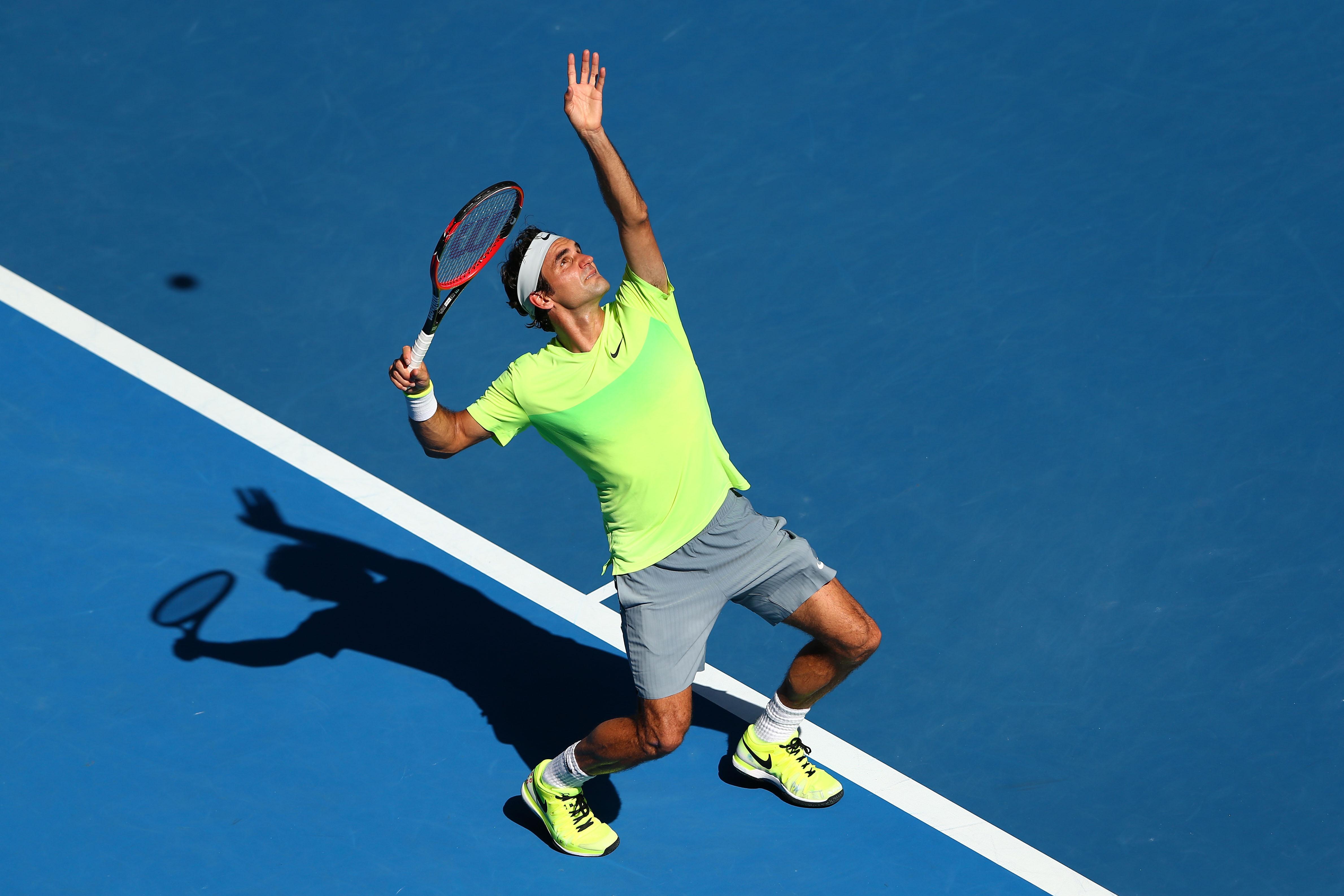federer australian open 2015