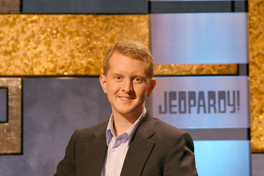 """""""Jeopardy"""" Champ Ken Jennings Is Making His Own Quiz Game"""
