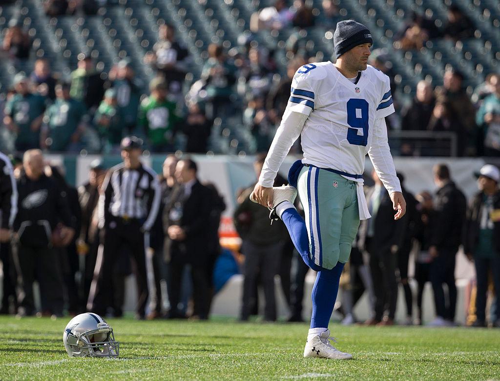 Tony Romo Talks Nfl Football Golf And His Success At Cbs Insidehook
