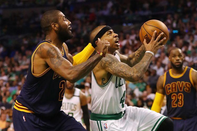 Isaiah Thomas Revealed as NBA's Top Crunch Time Scorer