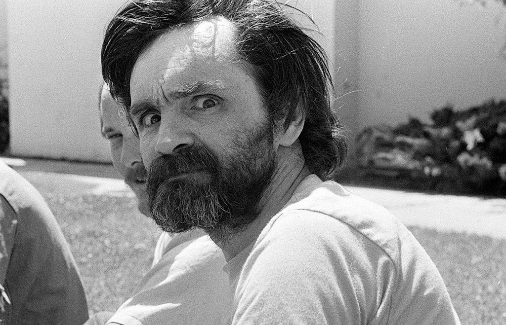 Charles Manson at the California Medical Facility