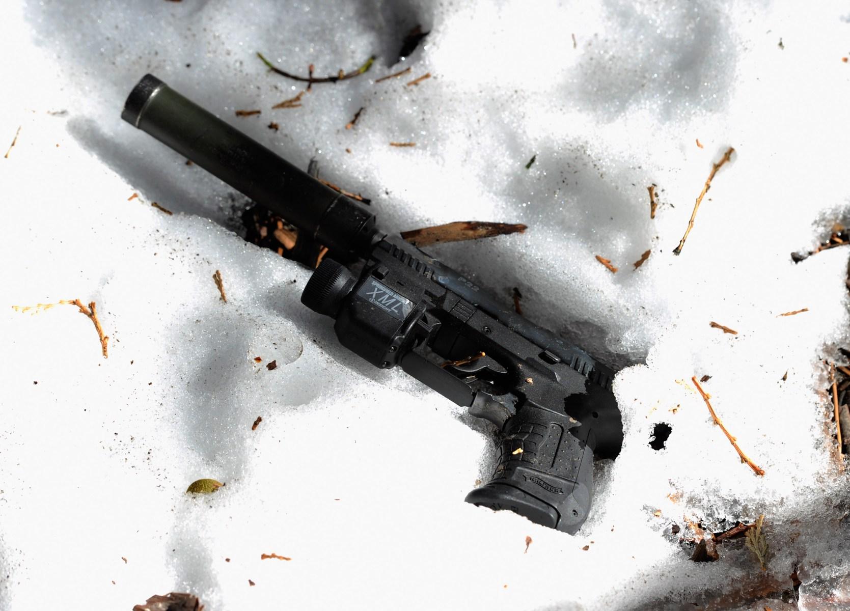 Gun silencers
