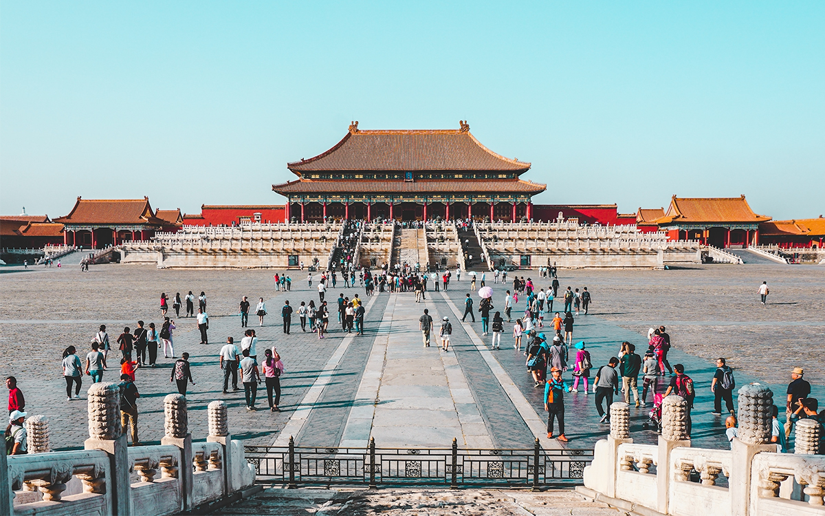 China's Forbidden City Is More Accessible Than Ever