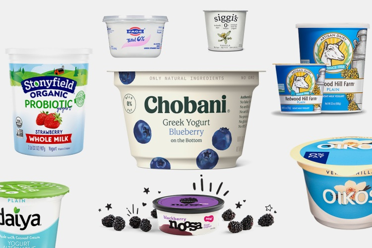 What's the Healthiest Yogurt?