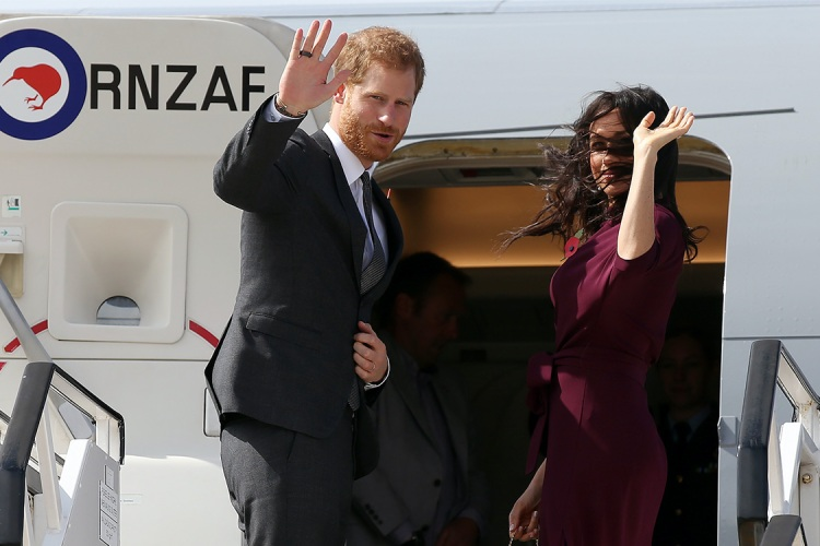 Prince Harry and Meghan Markle Flew a Private Jet to Ibiza - InsideHook