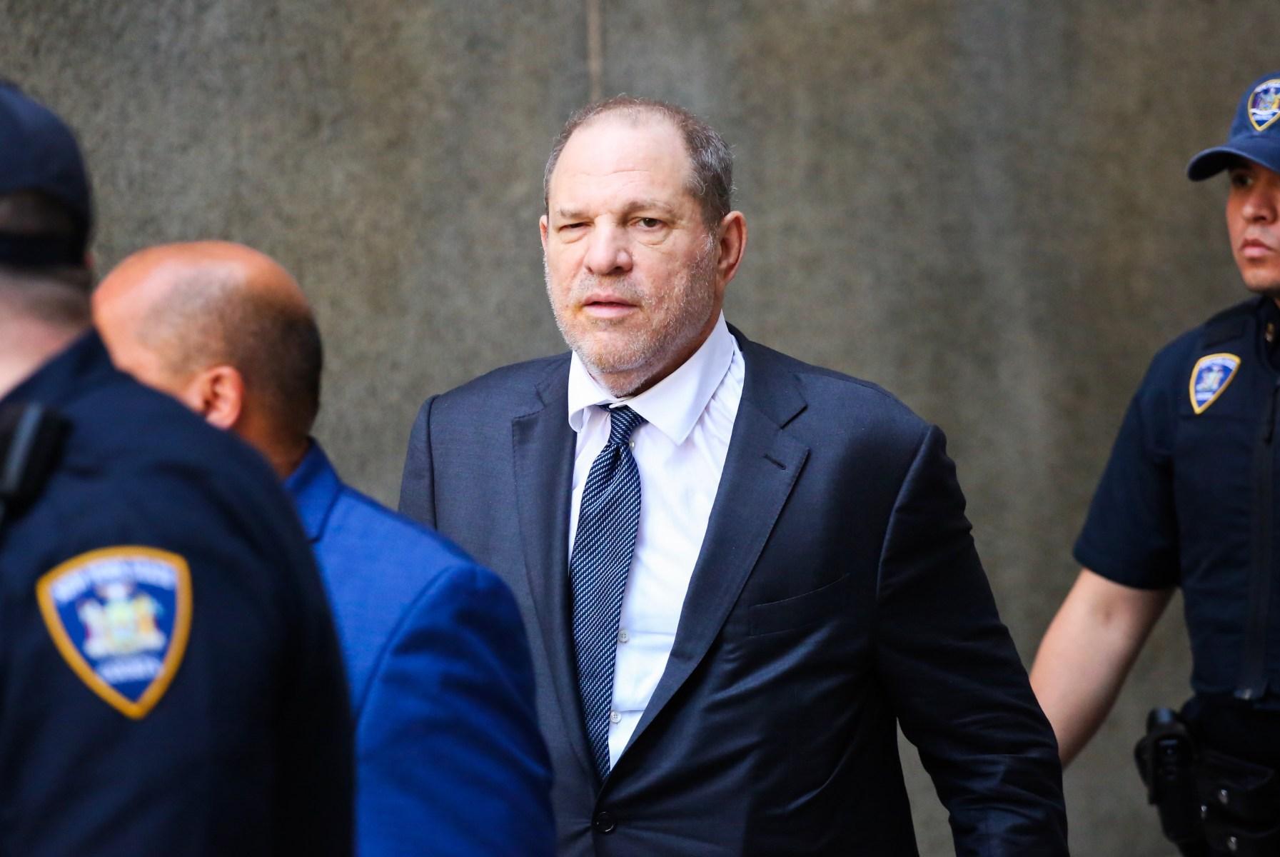 Harvey Weinstein Europe