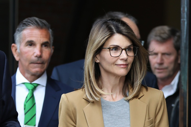Source: Lori Loughlin Thought College-Admissions Bribes Were Totally Legal