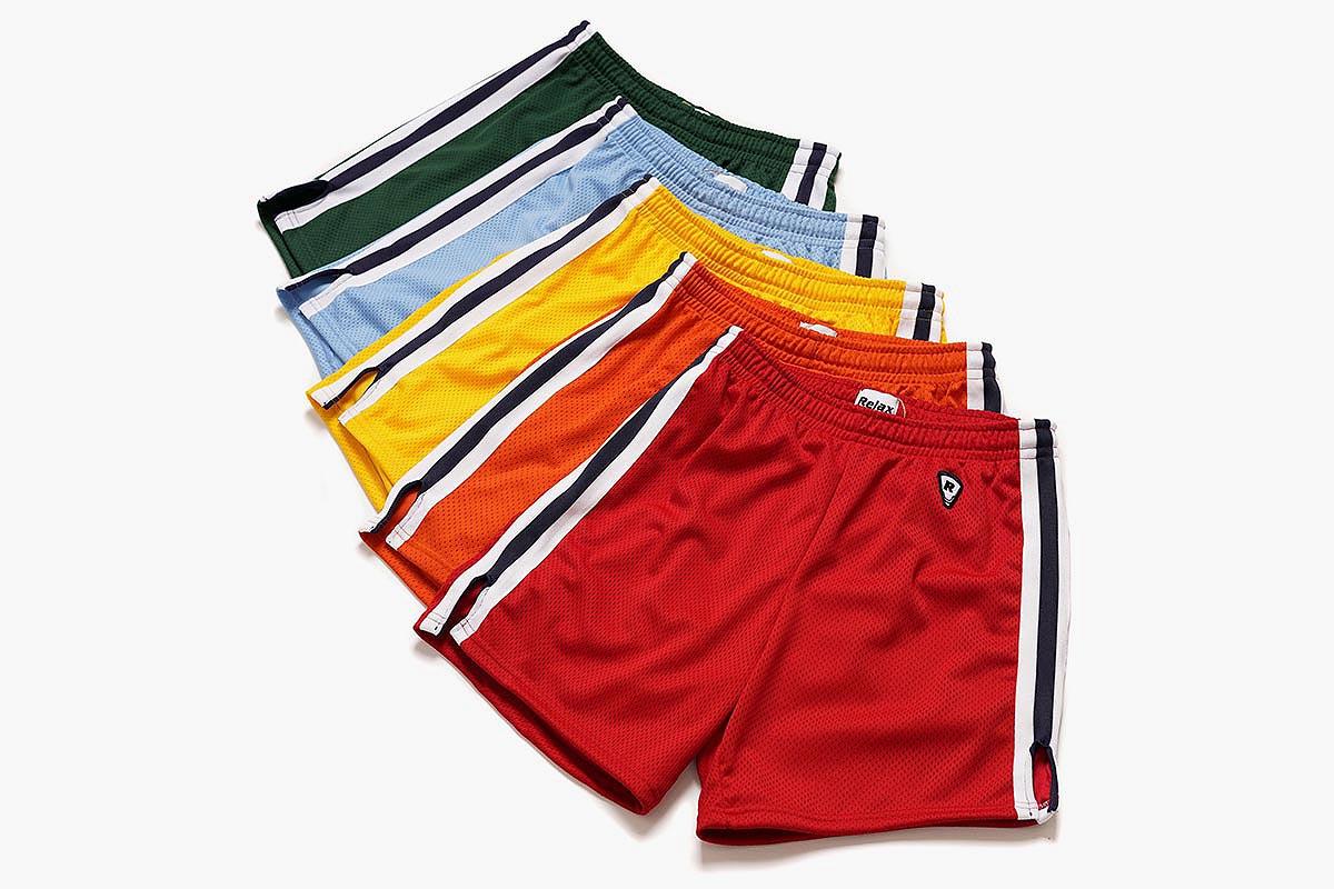 American Trench Mesh Shorts