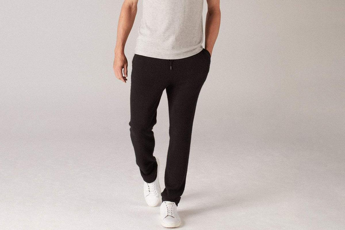 NAADAM 100% Cashmere Sweatpants