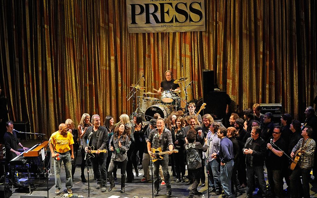 Springsteen Asbury