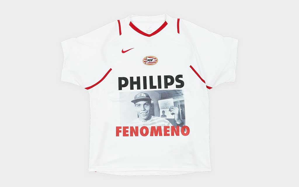 prane paris ronaldo shirt