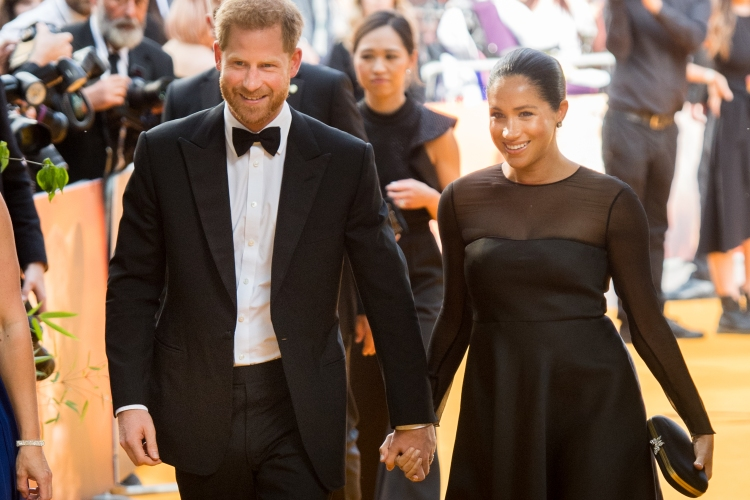 Prince Harry and Meghan Markle's All-Female Staff Is Making History