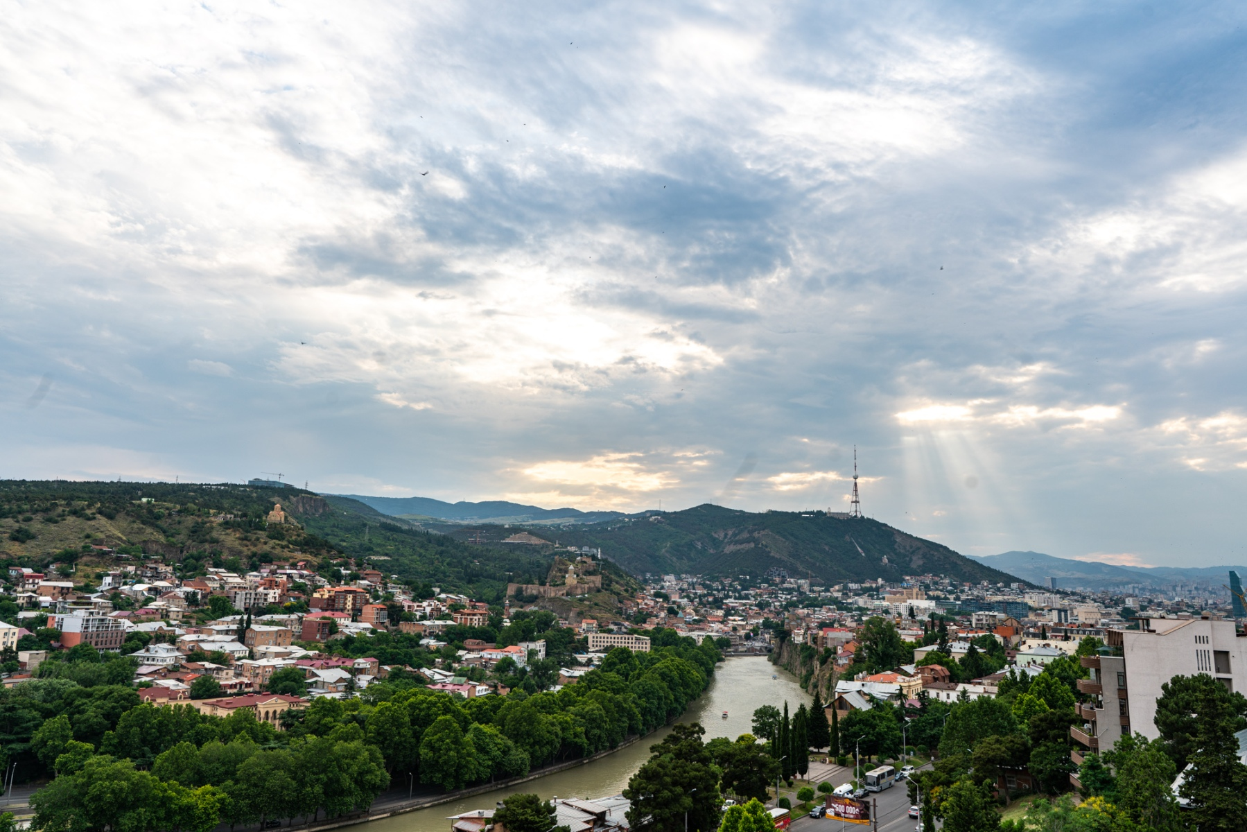 Get to Tbilisi Before Everybody Discovers It
