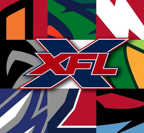 XFL Unveils Team Names and Logos