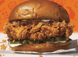 Chicken Sandwich Coverage Gave Popeyes $23 Million in Free Advertising