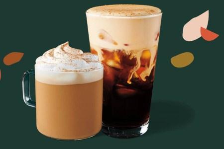 Starbucks Pumpkin Cream Cold Brew