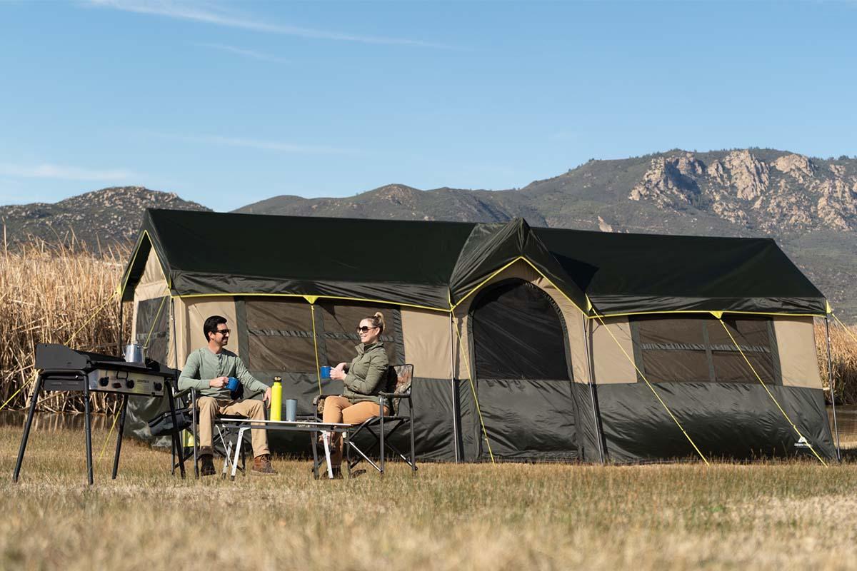 Ozark Trail Cabin Tent