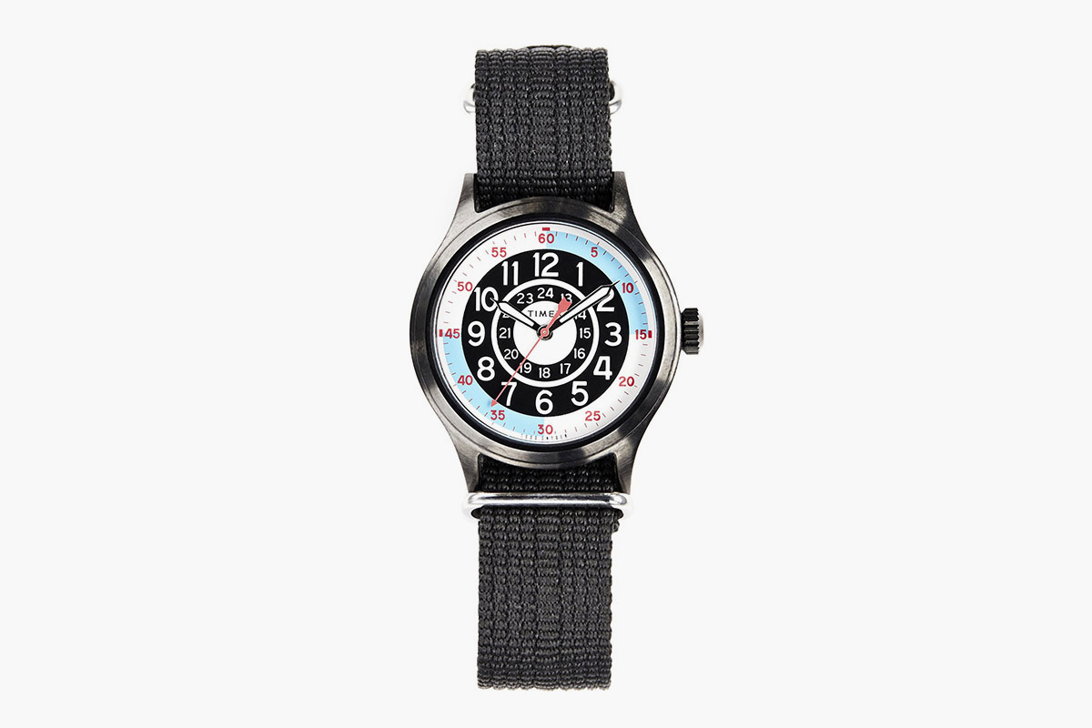 Deal: This Cool Timex x Todd Snyder Blackjack Watch Is Now Just $55 - InsideHook